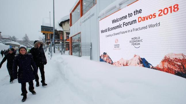 The total cost for a five-day trip to Davos comes to nearly Rs 60 lakh and could go up to a few crores.