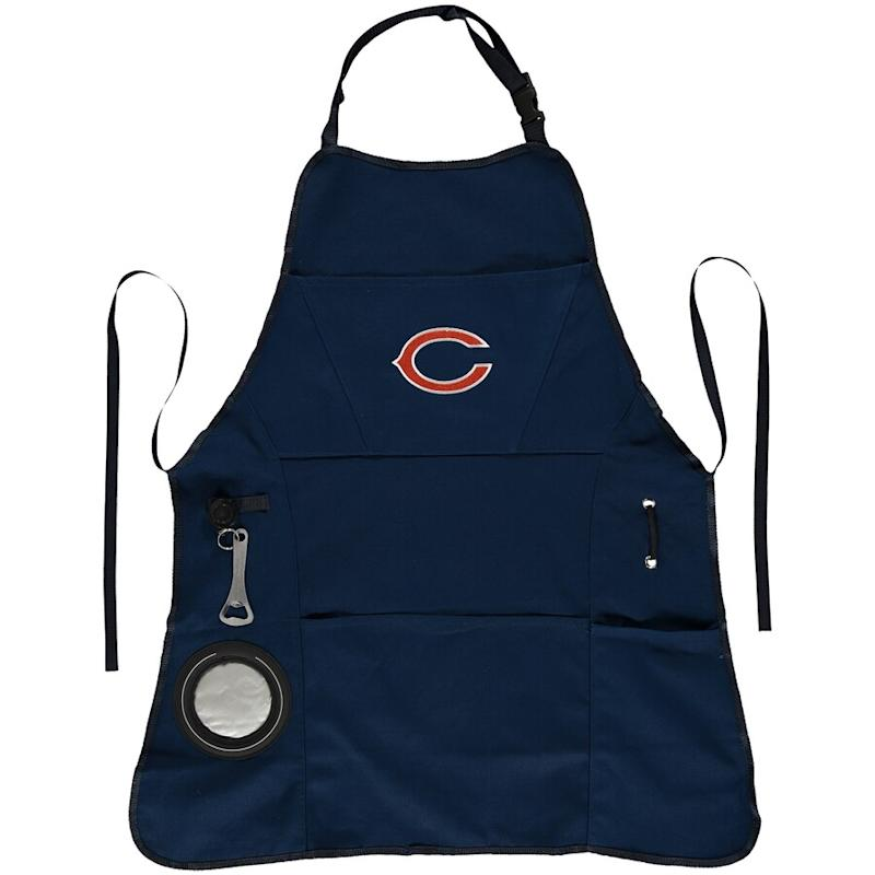 Bears Four-Pocket Apron