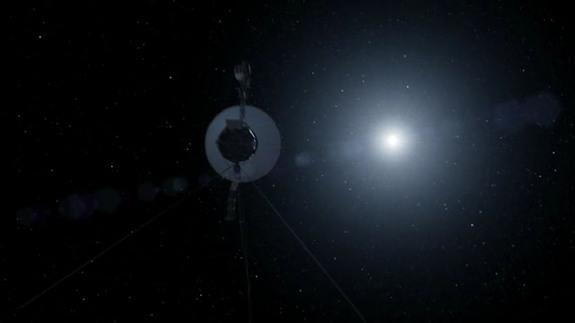 Interstellar Traveler: NASA's Voyager 1 Probe On 40,000-Year Trek to Distant Star
