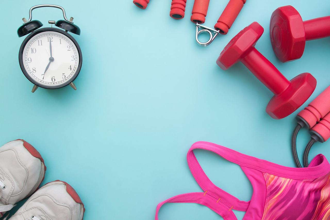"""<p>Finding motivation to stick to your diet and fitness goals isn't easy, but it <em>is</em> totally necessary. Staying positive, feeling good, and remembering to celebrate small victories can make all the difference when you're trying to <a href=""""https://www.goodhousekeeping.com/health/diet-nutrition/g576/healthy-snacks/"""" target=""""_blank"""">cut back on junk</a> food or wake up in time for <a href=""""https://www.goodhousekeeping.com/health/fitness/"""" target=""""_blank"""">morning workouts</a>. So if you're in need of a little pep talk, look to these motivational quotes to help you find your inner Michael Jordan or Alex Morgan. <br></p><p>Just don't be too hard on yourself if you miss a class or indulge a little more than you wanted. With these quotes, you'll be reminded that failure is part of the process. They will also help you realize that all the strength you need is already inside of you. </p>"""