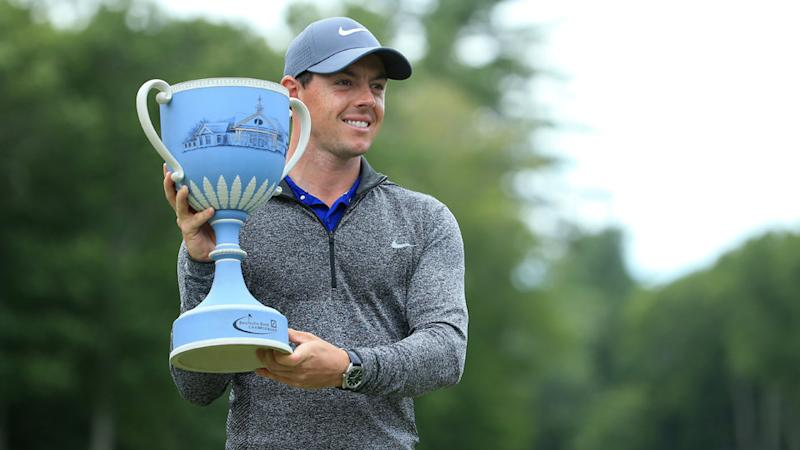 1e9ab0346c6 Rory McIlroy Passes Jordan Spieth in Official World Golf Ranking
