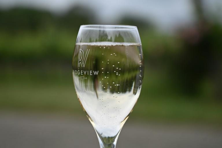 The glass is half full for Ridgeview winery as demand for British wine is up domestically.
