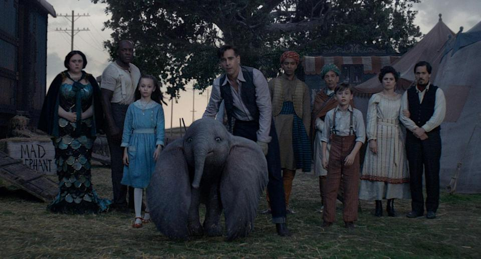 Watch the skies… Dumbo is about to take flight (Disney)