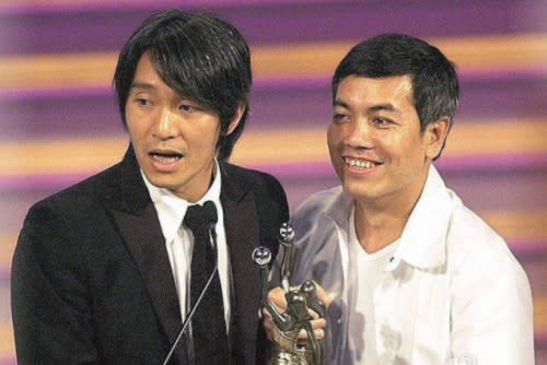 Stephen Chow and Tin Kai Man worked together in many movies including 'Shaolin Soccer'
