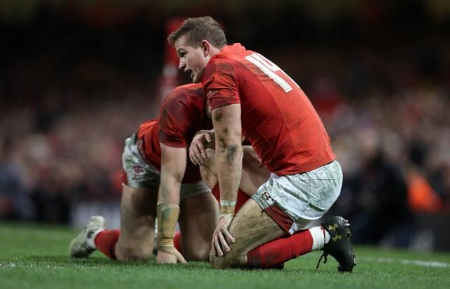 Amos has struggled with injuries during his Wales career (David Davies/PA)