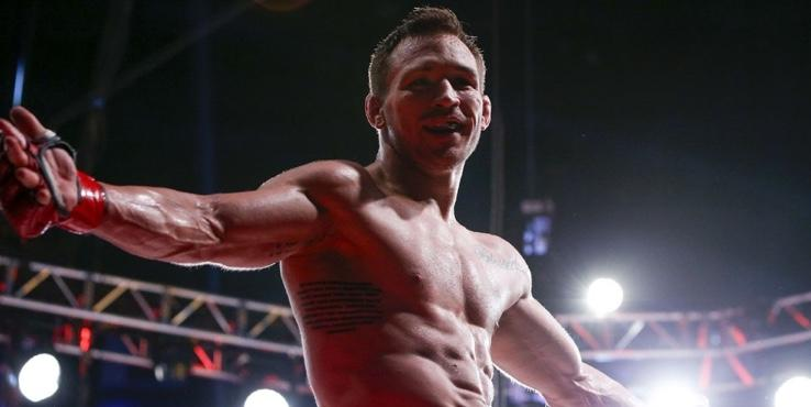 Injury Derails Bellator 197 Title Fight, but Michael Chandler to Remain in New Main Event