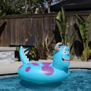 <p>From lakes to pools, the <span>GoFloats Sulley Pool Float</span> ($25) is such a cute pool float if you love the friendly but fierce blue and purple monster. It's got an adorable tail and horn detailing perfect for Instagram.</p>