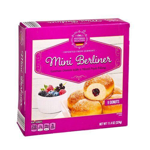 <p>You don't need to hit up Dunkin' to get your donut fix. The Berliner is Germany's version of the donut without a hole, but with a jelly-filled center. You can get that hot and fresh-from-the-oven feeling in your own kitchen.</p>