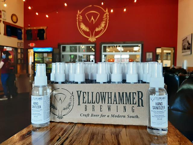(Courtesy Yellowhammer Brewing)