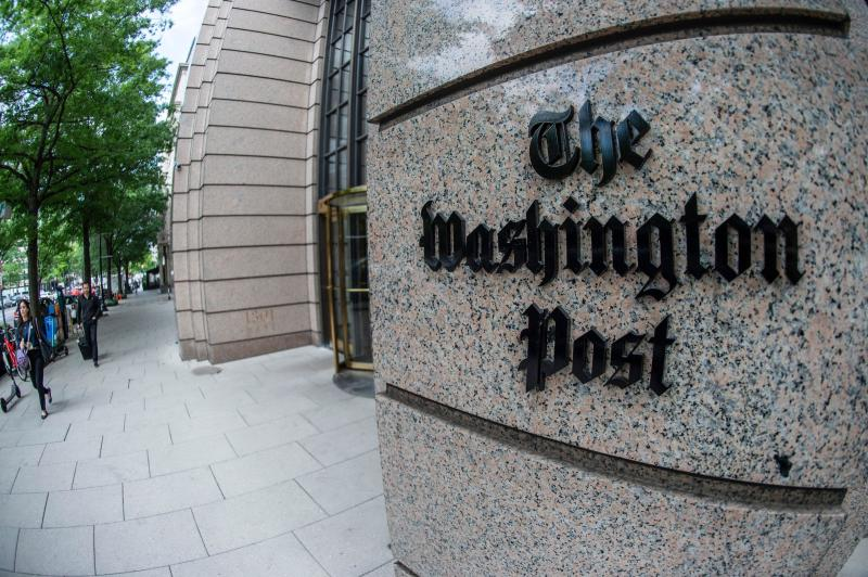 Washington Post reinstates reporter suspended over tweet