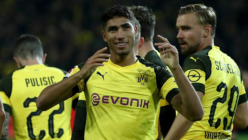'Spectacular' Sancho can win Ballon d'Or, according to Dortmund team-mate Hakimi