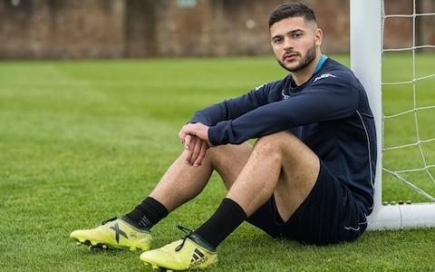"""There will be a Wigan Athletic midfielder from Wolverhampton sat in one corner of the Egypt dressing room at the Ekaterinburg Arena in Russia next Friday when Hector Cuper, the country's Argentine coach, delivers his team talk in Spanish before their opening World Cup match against Uruguay. While Cuper's address will be translated into Arabic for the rest of Egypt's squad, Sam Morsy will have an English translator whispering into his ear, reciting the former Valencia and Inter Milan coach's every word. It can be quite an animated scene, at least until a hush descends and the squad kneel to pray together. """"The players like to be calm but the Arabic translator does get very excitable,"""" Morsy says, smiling. """"He's there mimicking all the manager's hand movements and, to be honest, sometimes he's up and down more than the manager. He's so passionate and emotional. """"I'm taking Arabic lessons weekly but I've a way to go. The other day I was joking with my team-mate, Mahmoud Trezeguet, and said to him in Arabic, 'I speak nothing but the truth'. Another player, Kouka, who speaks fluent English, asked him if he understood and Trezeguet replied in Arabic, 'Of course. He says he speaks through his teeth'."""" Morsy is one of seven players in Egypt's squad who ply their trade in England and, in reality, probably the least known. Mohamed Salah is the star, naturally, even if the prolific Liverpool forward's involvement in Russia has been jeopardised by a shoulder injury sustained in the Champions League final against Real Madrid that has become a cause of national alarm. Morsy enjoyed his own success last season, even if it was somewhat more low-profile. He played a key role in Wigan's promotion as League One champions but, for the next couple of weeks at least, no one will be looking beyond Egypt's first appearance at a World Cup since Italia 1990. Morsy may have been born in England, but the midfielder says he feels Egyptian Credit: Paul Cooper For Morsy, in particular, it is quit"""