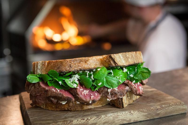 Well bread: London's finest sandwiches range from toastie to Taiwanese bao, and plenty more besides