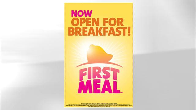 Taco Bell Muscles Into Breakfast Market