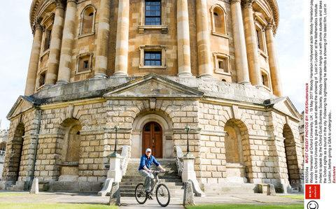 The move follows a series of rows about racism and cultural appropriation at Oxford - Credit: REX/Shutterstock