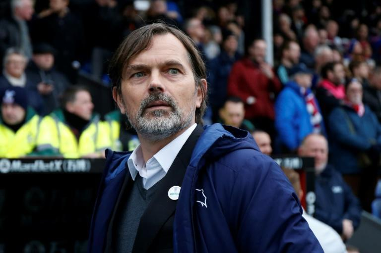 Phillip Cocu has left his role as Derby manager
