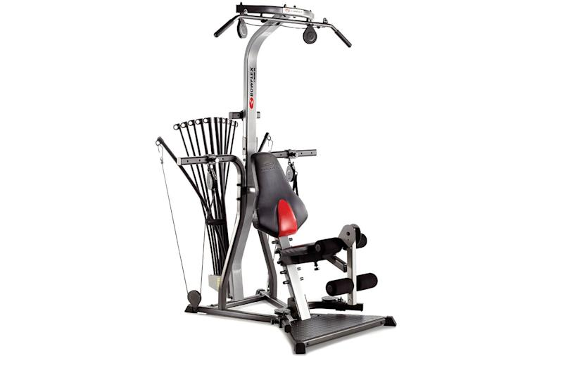 bowflex total home gym machine