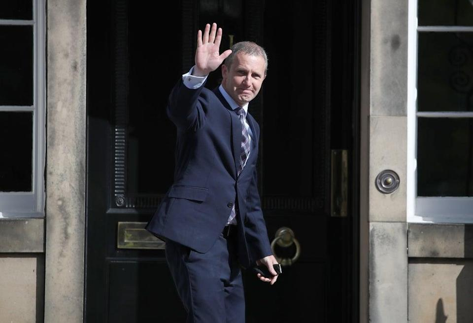 Michael Matheson said he had concerns over changes in England (Andrew Milligan/PA) (PA Wire)