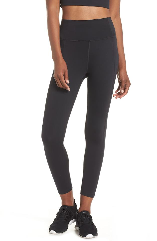 "<p>I spend a lot of time in leggings, and I'm here to say that everyone should have a pair of <a href=""https://www.popsugar.com/buy/Girlfriend-Collective-High-Waist-78-Leggings-516947?p_name=Girlfriend%20Collective%20High%20Waist%207%2F8%20Leggings&retailer=shop.nordstrom.com&pid=516947&price=68&evar1=fit%3Auk&evar9=46894997&evar98=https%3A%2F%2Fwww.popsugar.com%2Ffitness%2Fphoto-gallery%2F46894997%2Fimage%2F46895185%2FGirlfriend-Collective-High-Waist-78-Leggings&list1=gifts%2Cgift%20guide%2Cworkouts%2Cfitness%20gifts%2Choliday%20fitness%2Cgifts%20for%20women&prop13=api&pdata=1"" rel=""nofollow"" data-shoppable-link=""1"" target=""_blank"" class=""ga-track"" data-ga-category=""Related"" data-ga-label=""https://shop.nordstrom.com/s/girlfriend-collective-high-waist-7-8-leggings/5075273/full?origin=keywordsearch-personalizedsort&amp;breadcrumb=Home%2FAll%20Results&amp;color=honey"" data-ga-action=""In-Line Links"">Girlfriend Collective High Waist 7/8 Leggings</a> ($68) in their closest. You can work out in them, and these leggings are also great for lounging around and running errands in. Not to mention, the fabric is made from recycled water bottles! </p>"