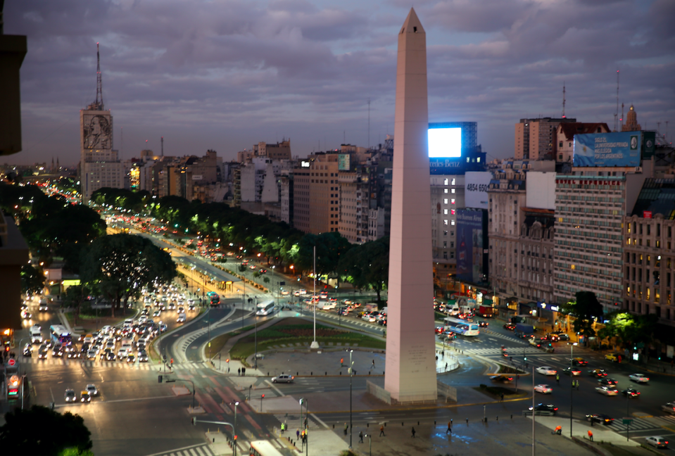 Buenos Aires, Argentina (Foto:Getty)