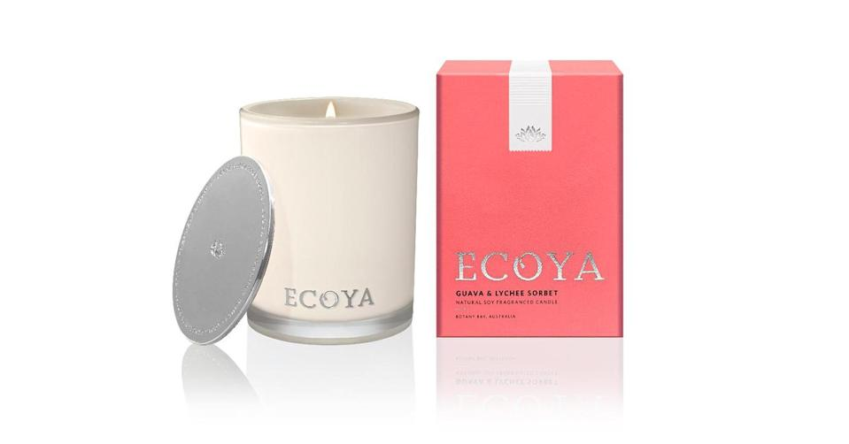 "<p><b><b><i>Scented candles are often reserved for winter, but this beautifully scented soy number is scented with guava and lychee sorbet, making it a great summer option. It really does smell incredible and will fill your home with the scent. <em><a href=""http://johnlewis.com"" rel=""nofollow noopener"" target=""_blank"" data-ylk=""slk:From £17."" class=""link rapid-noclick-resp"">From £17.</a></em> </i></b></b></p>"