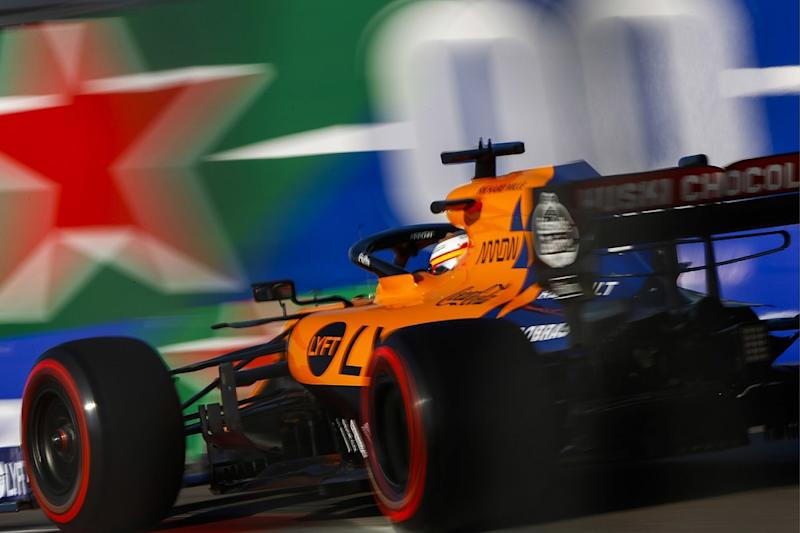 McLaren reveals launch date after Norris 'leak'