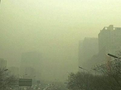 China smog drives masks out of stock
