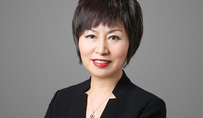 Jasmine Cui Jisong, co-founder and chief executive of Beijing-based cancer drugs developer InnoCare Pharma. Photo: Handout