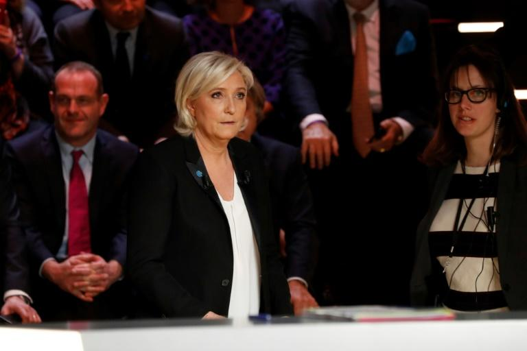 Marine Le Pen has worked hard to purge the National Front of the anti-Semitism and overt racism