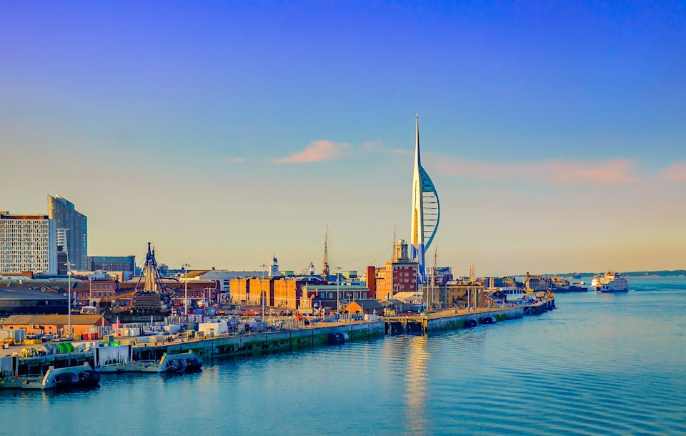 When comparing population to business ratio, the number of new businesses launched in Portsmouth increased by 33% this year. Photo: Getty Images