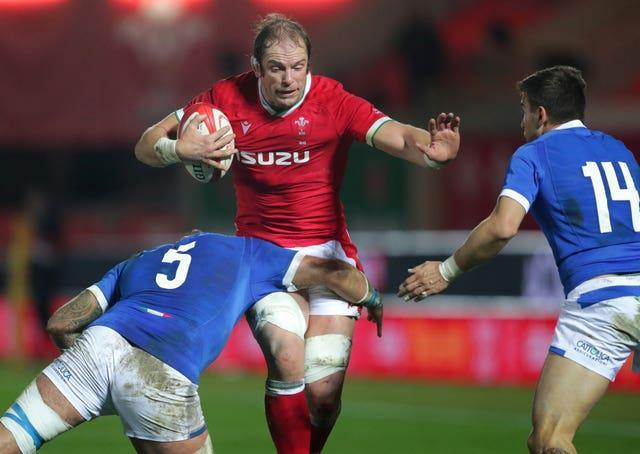 Wales v Italy – Autumn Nations Cup – Parc y Scarlets