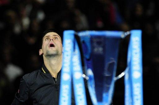 Novak Djokovic dedicated his ATP Tour Finals title to his sick father Srdjan