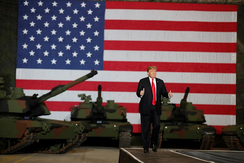 Is Trump's Raid on Military Funds for His Border Wall Jeopardizing National Security?