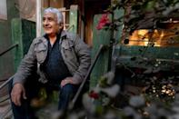 Chilean ex-miner Omar Reygadas is a widower and lost his job as a driver due to the coronavirus pandemic