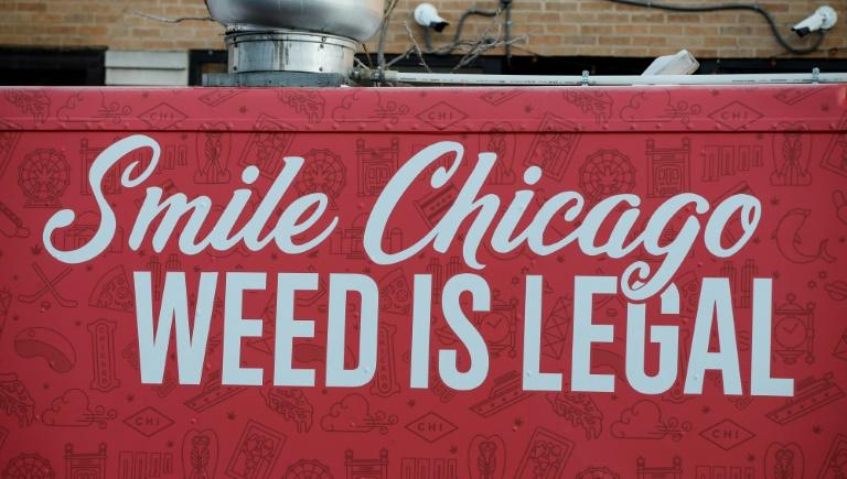 High times in Illinois: customers spent $11 million on pot in the first five days after it was legalized statewide on January 1