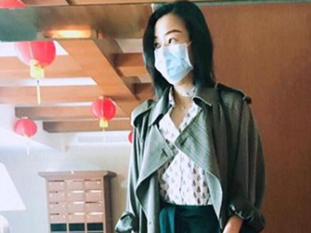 The singer says that she couldn't visit her parents on CNY and expose them to Influenza B