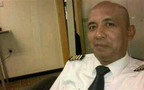 <span>Zaharie Amad Shah was the captain of Malaysia Airlines flight MH370 when it disappeared in 2014</span>