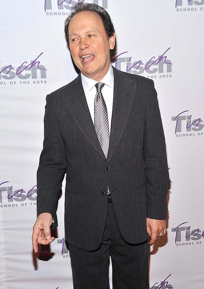 """March 14: Billy Crystal turns 63 Gary Gershoff/<a href=""""http://www.wireimage.com"""" target=""""new"""">WireImage.com</a> - December 6, 2010"""