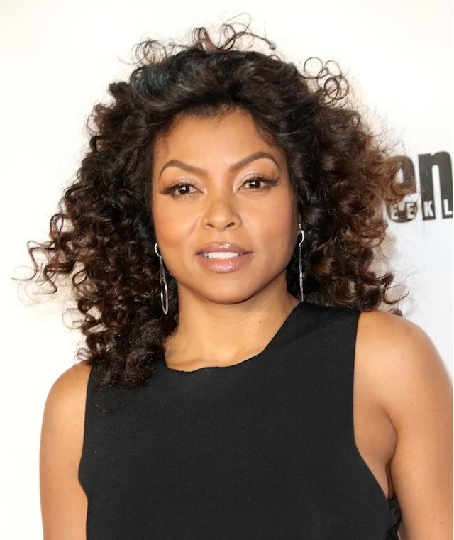 <p>Taraji P. Henson attends VH1 Big in 2015 with <em>Entertainment Weekly</em> in 2015. (Photo: Frederick M. Brown/Getty Images) </p>