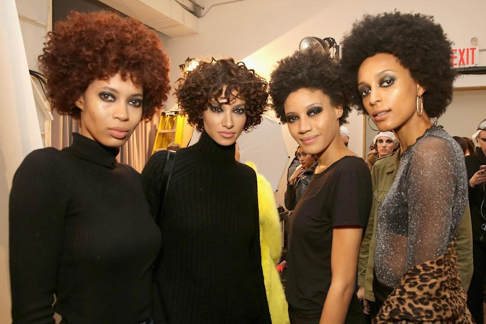 <p>Fro-tastic! (Photo: Getty Images) </p>