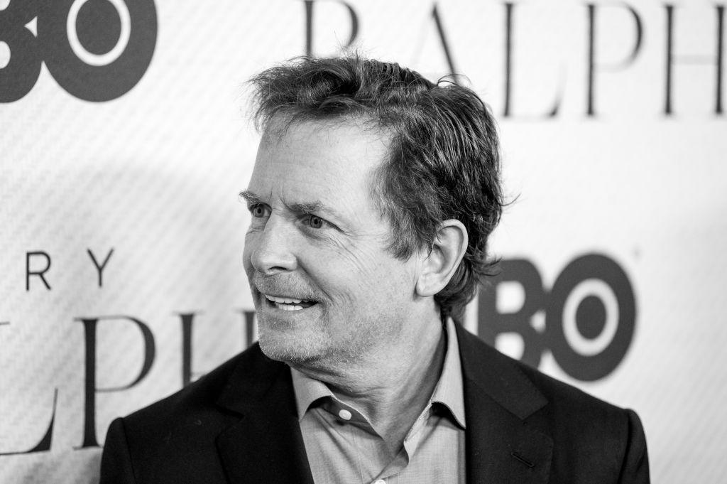 Michael J Fox has opened up about his hopes of finding a cure for Parkinson's disease, pictured in October 2019, in New York. (Getty Images)