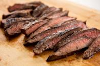 """<p>These easy (and crazy delicious) steak recipes will satisfy even the hungriest carnivore. From classics like Chicken Fried Steak and Philly Cheesesteaks to decadent dishes like Cajun Butter Steak, we've got it all. Still can't get enough? Try our <a href=""""https://www.delish.com/cooking/g1449/healthy-steak/"""" rel=""""nofollow noopener"""" target=""""_blank"""" data-ylk=""""slk:healthy steak options"""" class=""""link rapid-noclick-resp"""">healthy steak options</a> and best-ever <a href=""""https://www.delish.com/entertaining/g2547/grilled-steak-recipes/"""" rel=""""nofollow noopener"""" target=""""_blank"""" data-ylk=""""slk:grilled steak dinners"""" class=""""link rapid-noclick-resp"""">grilled steak dinners</a>, or use up your leftovers in an <a href=""""https://www.delish.com/cooking/recipe-ideas/g2859/steak-sandwiches/"""" rel=""""nofollow noopener"""" target=""""_blank"""" data-ylk=""""slk:amazing steak sandwich"""" class=""""link rapid-noclick-resp"""">amazing steak sandwich</a>. As for the basics, here's <a href=""""https://www.delish.com/cooking/recipe-ideas/a23365148/how-to-pan-fry-steak/"""" rel=""""nofollow noopener"""" target=""""_blank"""" data-ylk=""""slk:how to pan fry steak"""" class=""""link rapid-noclick-resp"""">how to pan fry steak</a>, <a href=""""https://www.delish.com/cooking/recipe-ideas/a21566115/how-to-cook-steak-in-the-oven/"""" rel=""""nofollow noopener"""" target=""""_blank"""" data-ylk=""""slk:how to cook steak in the oven"""" class=""""link rapid-noclick-resp"""">how to cook steak in the oven</a>, and <a href=""""https://www.delish.com/cooking/a21756910/best-way-to-cook-steak/"""" rel=""""nofollow noopener"""" target=""""_blank"""" data-ylk=""""slk:everything else you need to know"""" class=""""link rapid-noclick-resp"""">everything else you need to know</a> to make the most of steak.</p>"""