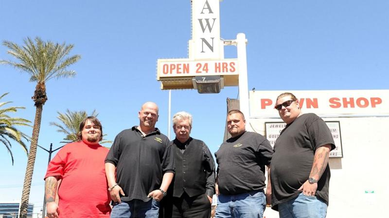 'Pawn Stars' Shop May Have Melted Stolen $50,000 Coin Collection