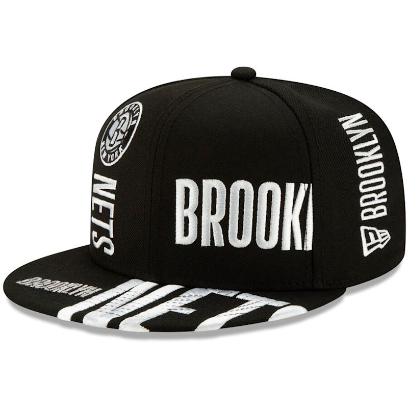 Nets Adjustable Snapback Hat