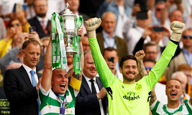 Callum McGregor goal helps Celtic to Scottish Cup final win over Motherwell