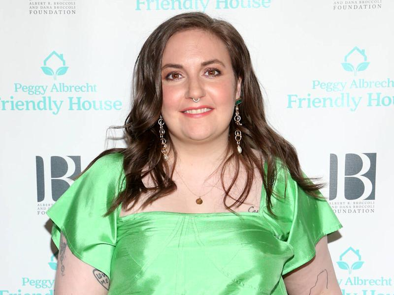 Lena Dunham: 'Single life has given me a lot of clarity'
