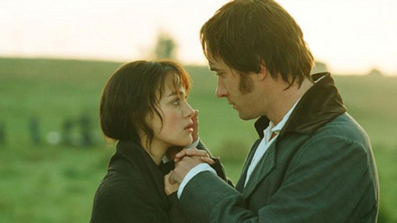 50 Best Romantic Movies on Netflix: Pride and Prejudice
