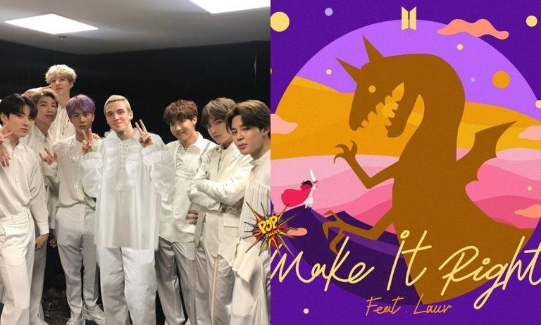 Here's How ARMYs Are In An EMOTIONAL Frenzy Over BTS's Make It Right feat. Lauv!-min