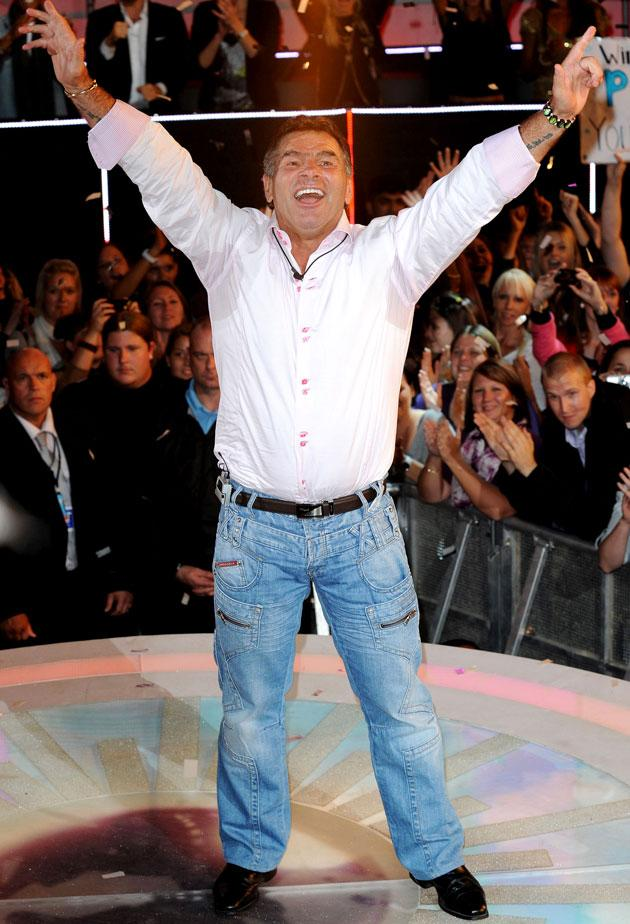 Paddy Doherty (of My Big Fat Gypsy Wedding fame) took a back seat in the eighth series. But he shocked us all by winning the show – beating Kerry Katona
