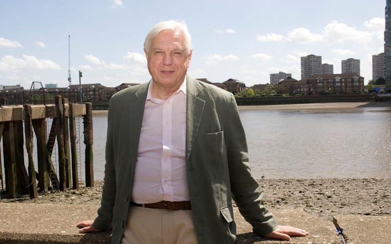 BBC World Affairs editor John Simpson was targeted in a honeytrap by Czech spies. - Martin Pope